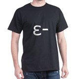 Epsilon Minus Shirt (black)
