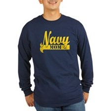 Collegiate Navy Mom 2 T