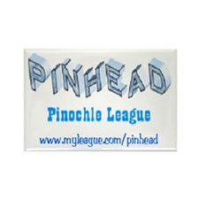 Pinhead Ice Logo Magnet