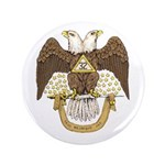 "Scottish Rite 32 3.5"" Button (100 pack)"
