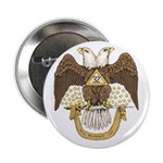 "Scottish Rite 32 2.25"" Button (100 pack)"