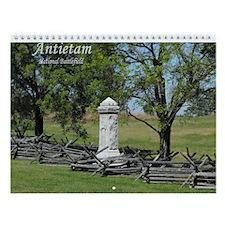 Antietam Battlefield Wall Calendar