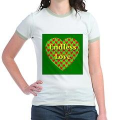 Endless Love Jr. Ringer T-Shirt