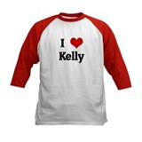 I Love Kelly Tee