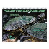 Turtles calendar Wall Calendars
