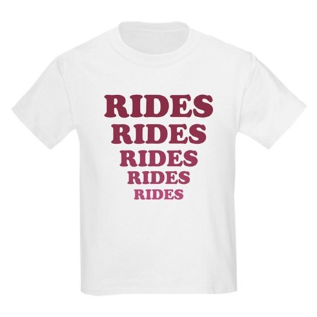 Rides Kids Light T-Shirt
