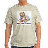 School Days Teddy - Preschool T-Shirt