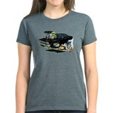 Plymouth GTX Black Car Tee