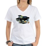 Plymouth GTX Black Car Shirt
