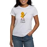 Flute Chick Women's T-Shirt