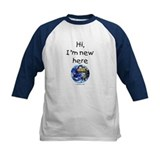 New Here Earth Tee