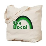 Buy Local Reusable Canvas Tote Bag