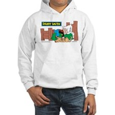 Snuffy Sleeping Hooded Sweatshirt
