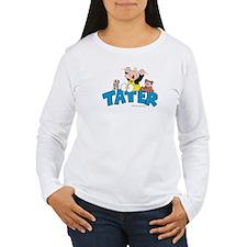 Tater Women's Long Sleeve T-Shirt