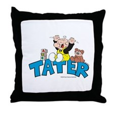 Tater Throw Pillow