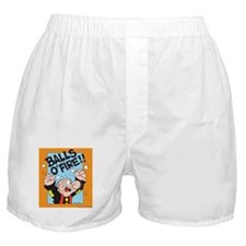 Balls O'Fire! Boxer Shorts