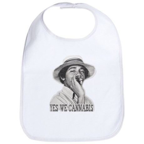 Yes We Cannabis Bib