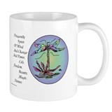 BRIGHT DRAGONFLY SPIRIT Small Mug
