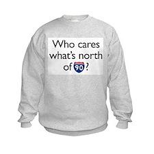 Who Cares Sweatshirt