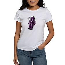 I am a Robot T-Shirt -Woman's