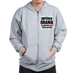 The Public Option Zip Hoodie