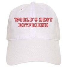 World's Best Boyfriend Baseball Cap