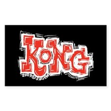 Kong Rectangle Decal