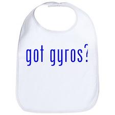 got gyros? Bib