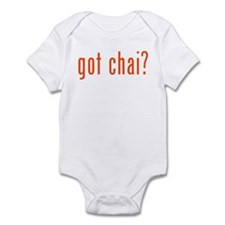 got chai? Infant Bodysuit