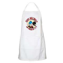Hillbilly An' Proud! BBQ Apron