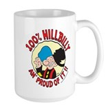 Hillbilly An' Proud! Coffee Mug
