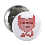 "Handsome Devil 2.25"" Button"