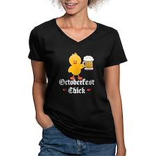 Oktoberfest Chick Shirt