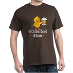 Oktoberfest Chick Dark T-Shirt