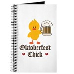 Oktoberfest Chick Journal