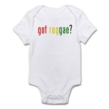 got reggae? Infant Bodysuit