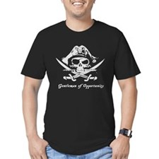 Men's Gentleman of Opportunity Pirate T-Shirt