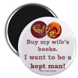 Kept Man Wife Magnet