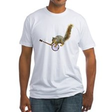 Squirrel with Banjo Shirt