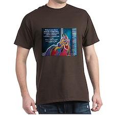 T-Shirt: Paint Life Bold Colors