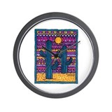 Cute Southwestern Wall Clock