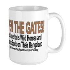 Open the Gates! Mug