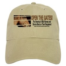 Open the Gates! Baseball Cap