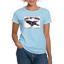 Funny Viking raven T-Shirt