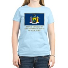 New York Proud Citizen T-Shirt