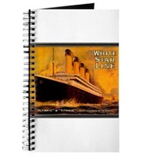White Star Titanic Journal