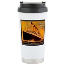 White Star Titanic Travel Mug
