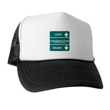 Obama False Hope Trucker Hat