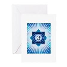 Cute Third eye Greeting Cards (Pk of 10)