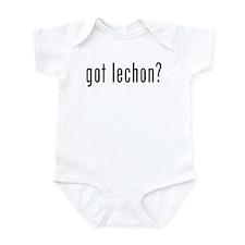 got lechon? Infant Bodysuit